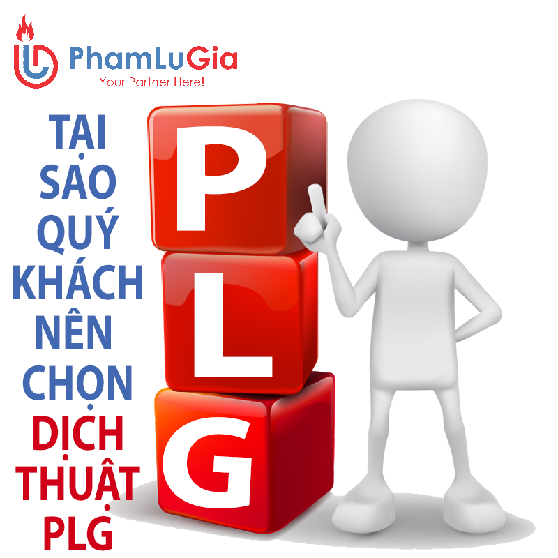 Công ty Dịch thuật PLG